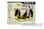 AQUAEL AKWARIUM  SHRIMP SET 30 WHITE