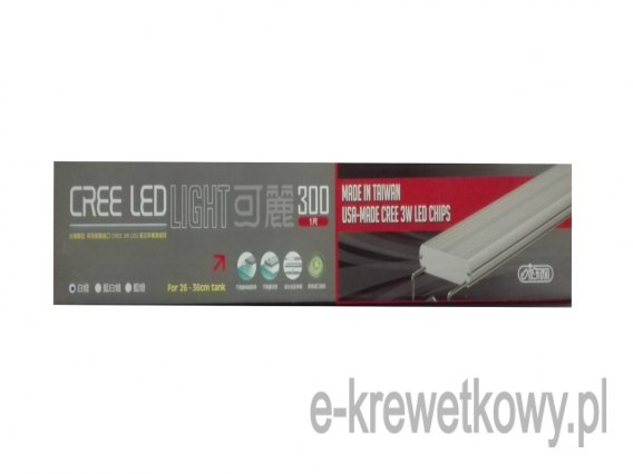 ISTA CREE LED LIGHT 300