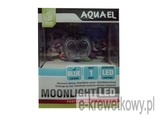 AQUAEL MOONLIGHT LED 1 WATT