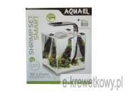 AQUAEL  AKWARIUM SHRIMP SET 10 WHITE
