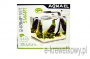 AQUAEL AKWARIUM SHRIMP SET 20 WHITE