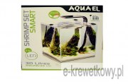 AQUAEL AKWARIUM SHRIMP SET 30 BLACK