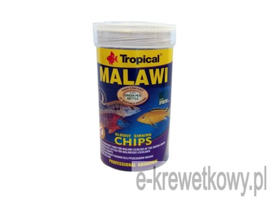 TROPICAL MALAWI CHIPS 5L