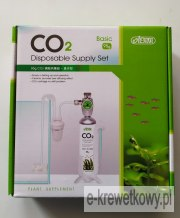 ISTA ZESTAW DO CO2 BASIC SUPPLY SET 95G