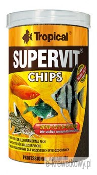 TROPICAL SUPERVIT CHIPS 1000 ml