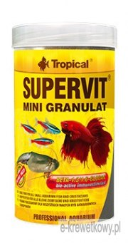 TROPICAL SUPERVIT MINI GRANULAT 100ml