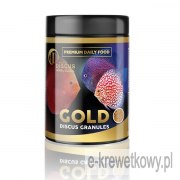 DISCUS HOBBY PREMIUM DAILY FOOD - GOLD DISCUS GRANULES 400ml