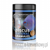 DISCUS HOBBY  NATURAL GRANULES 250ml SUPER SOFT