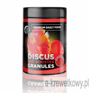 DISCUS HOBBY  RED BOOSTER GRANULES 250ml